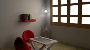 Samotni ludzie w pięknych mieszkaniach